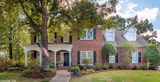 1 Calais, Little Rock, AR 72223 (MLS #19033206) :: Truman Ball & Associates - Realtors® and First National Realty of Arkansas