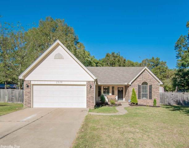 2310 Raintree, Bryant, AR 72022 (MLS #19033374) :: Truman Ball & Associates - Realtors® and First National Realty of Arkansas