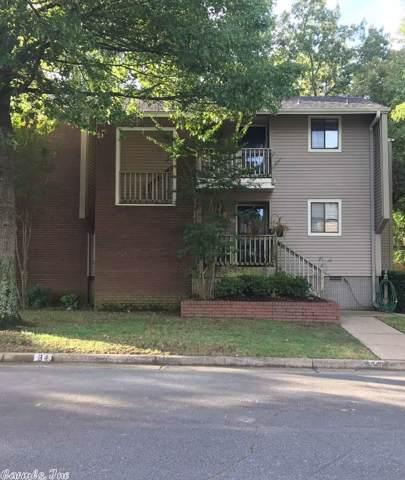 2824 Foxcroft Road #34, Little Rock, AR 72227 (MLS #19033602) :: Truman Ball & Associates - Realtors® and First National Realty of Arkansas