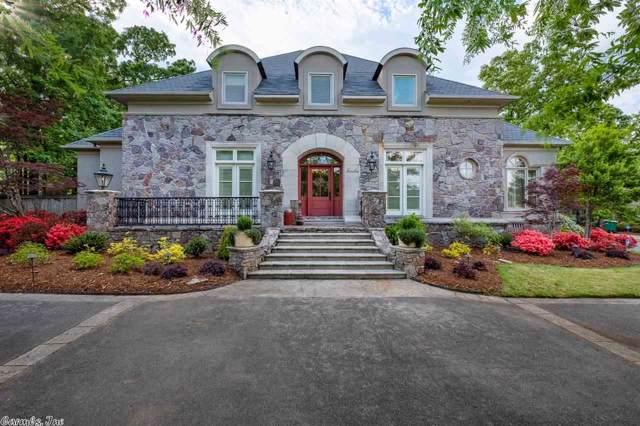 12 Chambord, Little Rock, AR 72223 (MLS #19033610) :: Truman Ball & Associates - Realtors® and First National Realty of Arkansas
