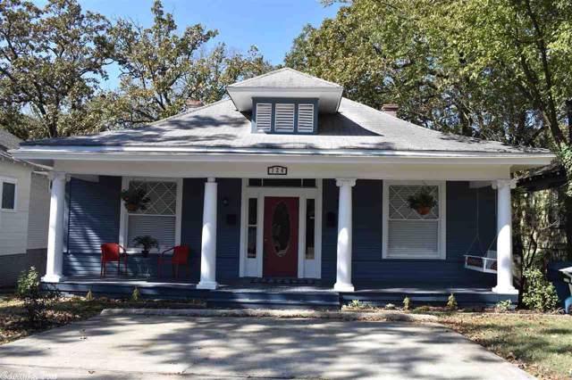 124 S Woodrow, Little Rock, AR 72205 (MLS #19033671) :: Truman Ball & Associates - Realtors® and First National Realty of Arkansas