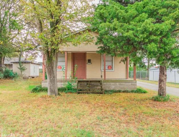 3520 N Parker, North Little Rock, AR 72118 (MLS #19033676) :: Truman Ball & Associates - Realtors® and First National Realty of Arkansas