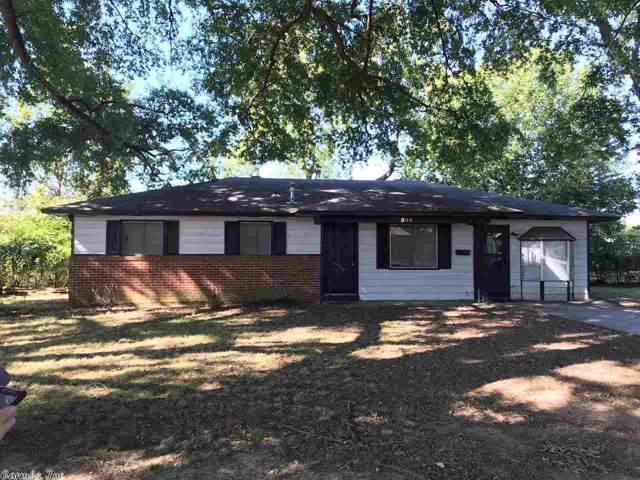 504 Warren, Jacksonville, AR 72076 (MLS #19033763) :: RE/MAX Real Estate Connection