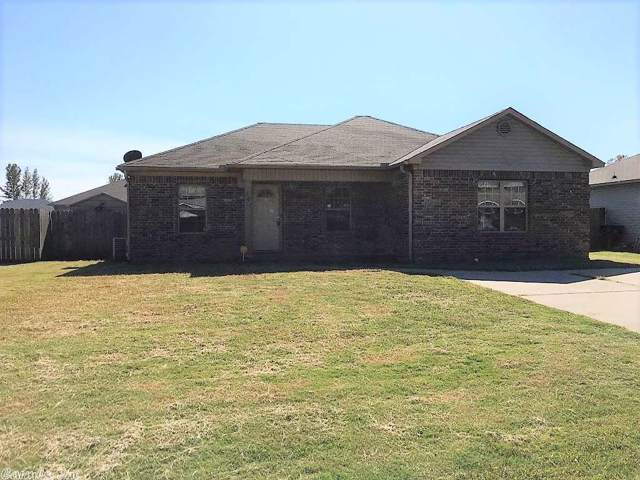 541 Brewer, Ward, AR 72176 (MLS #19034124) :: RE/MAX Real Estate Connection