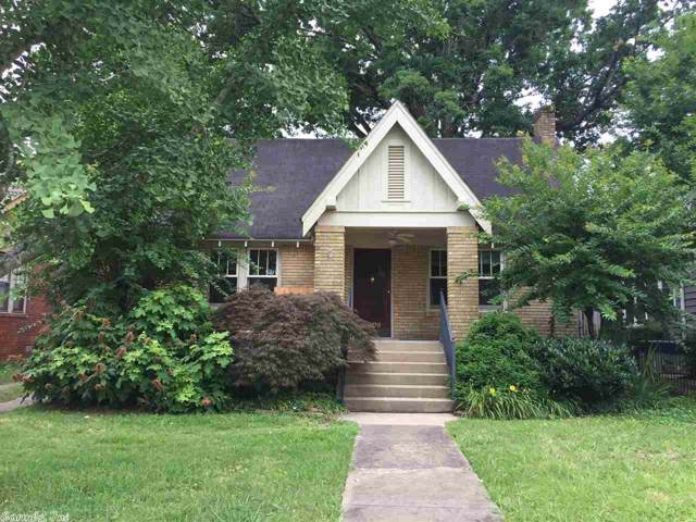 5205 Kavanaugh, Little Rock, AR 72207 (MLS #19034157) :: RE/MAX Real Estate Connection
