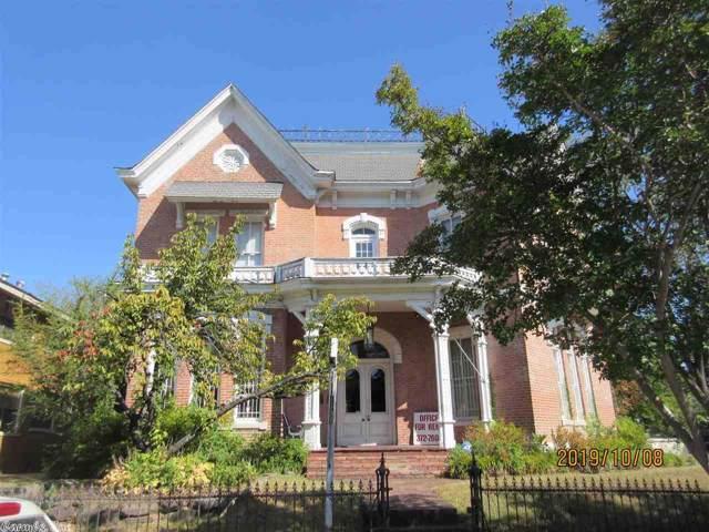902 W 2nd, Little Rock, AR 72201 (MLS #19034530) :: Truman Ball & Associates - Realtors® and First National Realty of Arkansas