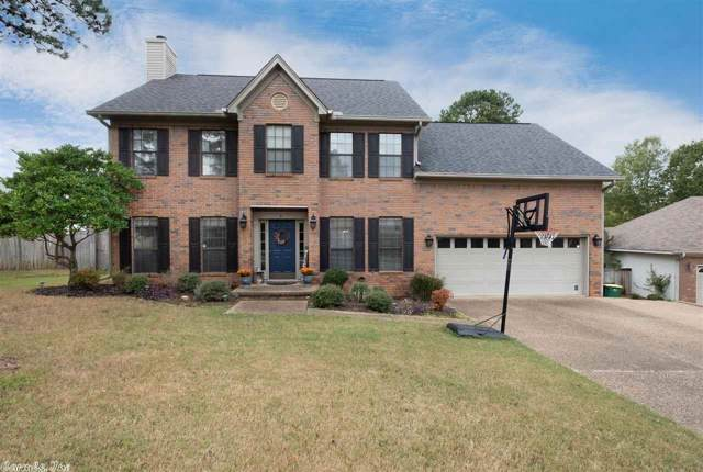 4 Shepard Hills, Little Rock, AR 72223 (MLS #19034555) :: Truman Ball & Associates - Realtors® and First National Realty of Arkansas