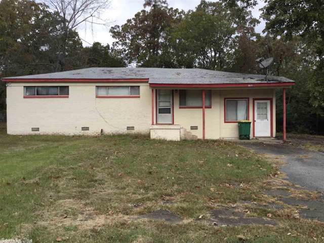 10523 Highway 107, Sherwood, AR 72120 (MLS #19035628) :: United Country Real Estate