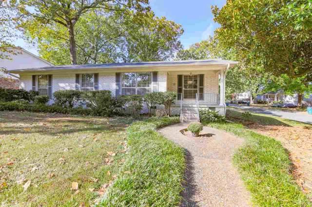 54 Warwick, Little Rock, AR 72205 (MLS #19035772) :: Truman Ball & Associates - Realtors® and First National Realty of Arkansas