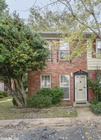 601 Brookside Dr, Unit #9 #9, Little Rock, AR 72205 (MLS #19035973) :: Truman Ball & Associates - Realtors® and First National Realty of Arkansas
