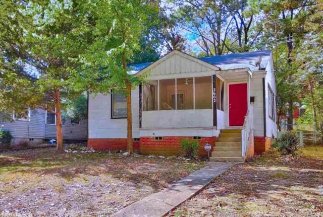 2602 S Tyler, Little Rock, AR 72204 (MLS #19036032) :: Truman Ball & Associates - Realtors® and First National Realty of Arkansas