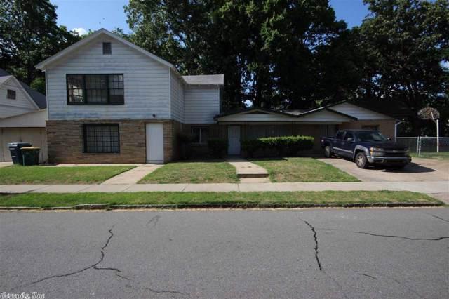 708 Wright, Little Rock, AR 72206 (MLS #19037117) :: Truman Ball & Associates - Realtors® and First National Realty of Arkansas