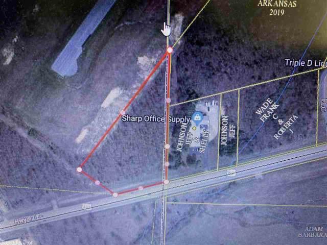 Highway 62/412, Cherokee Village, AR 72513 (MLS #19037922) :: United Country Real Estate