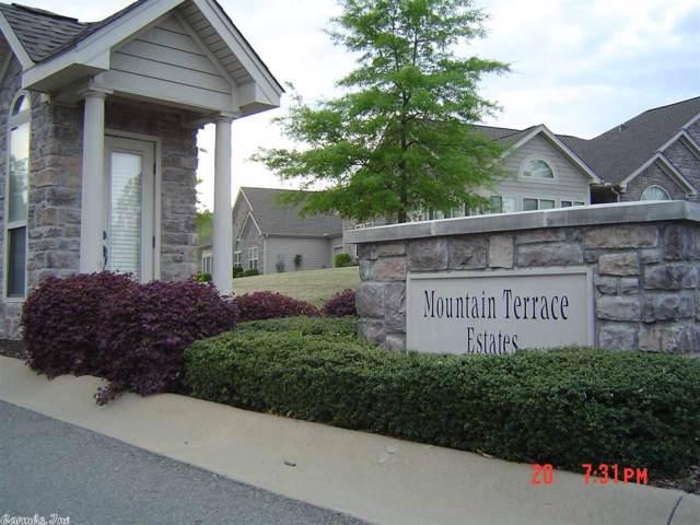 152 Mountain Terrace, Maumelle, AR 72213 (MLS #19037947) :: Truman Ball & Associates - Realtors® and First National Realty of Arkansas
