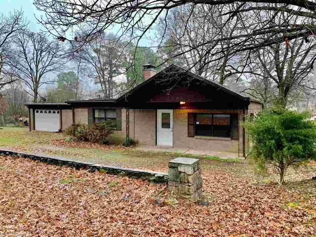 1147 Lakeshore Dr., Hot Springs, AR 71913 (MLS #20000309) :: Truman Ball & Associates - Realtors® and First National Realty of Arkansas