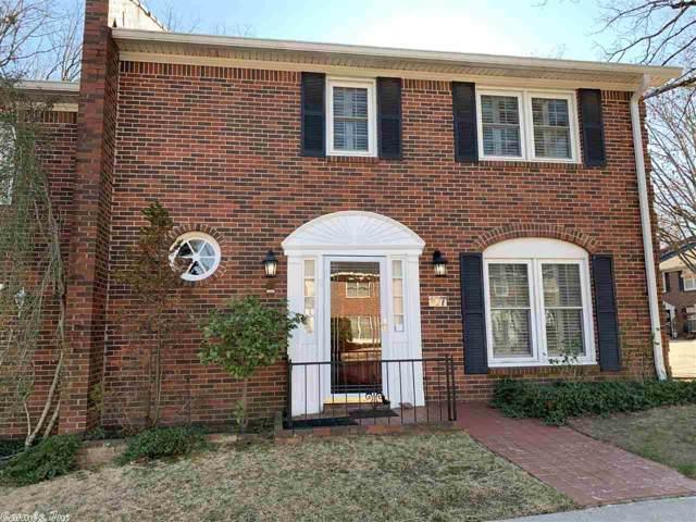 107 Cambridge Place, Little Rock, AR 72227 (MLS #20000641) :: Truman Ball & Associates - Realtors® and First National Realty of Arkansas