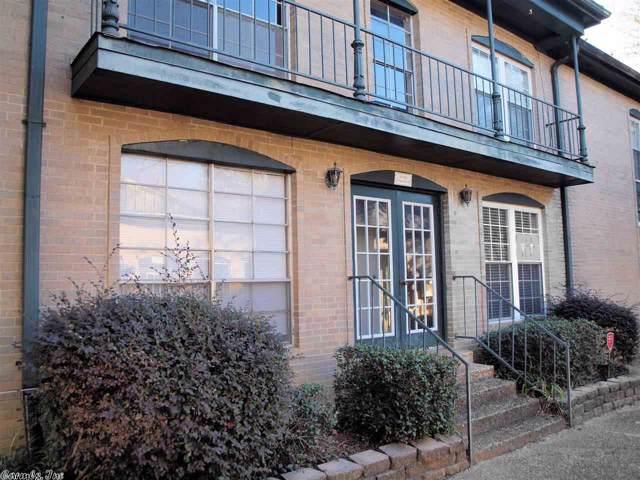 1601 N Bryant #27, Little Rock, AR 72207 (MLS #20000829) :: Truman Ball & Associates - Realtors® and First National Realty of Arkansas