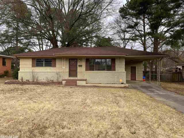 512 Braden, Jacksonville, AR 72076 (MLS #20001708) :: RE/MAX Real Estate Connection