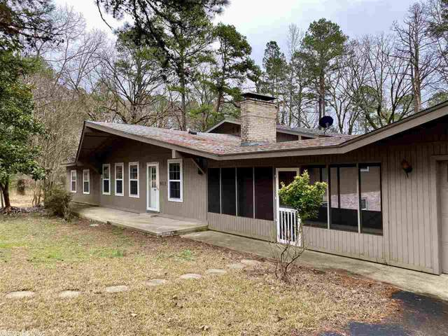 612 Independence, Hot Springs, AR 71913 (MLS #20001824) :: Truman Ball & Associates - Realtors® and First National Realty of Arkansas