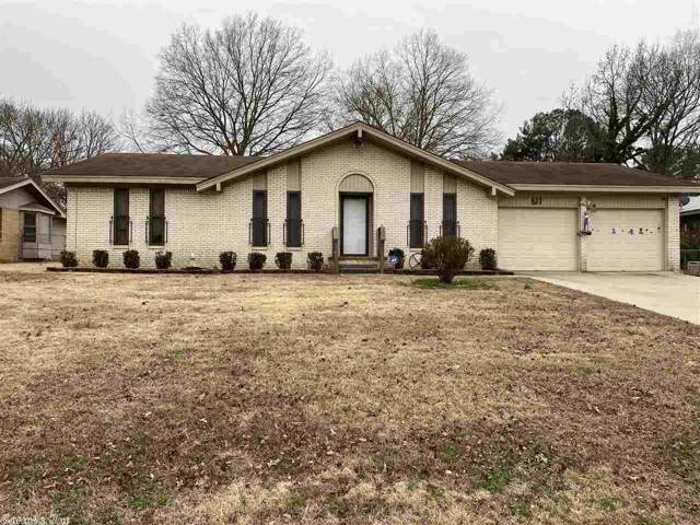 611 Hapsburg, Jacksonville, AR 72076 (MLS #20002017) :: RE/MAX Real Estate Connection