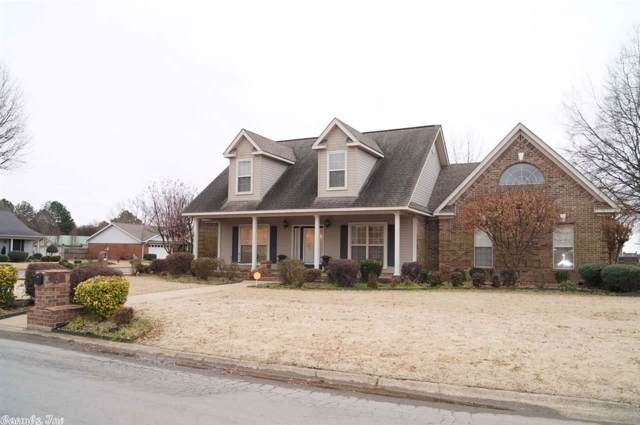 603 Woodlawn, Lonoke, AR 72086 (MLS #20002112) :: RE/MAX Real Estate Connection