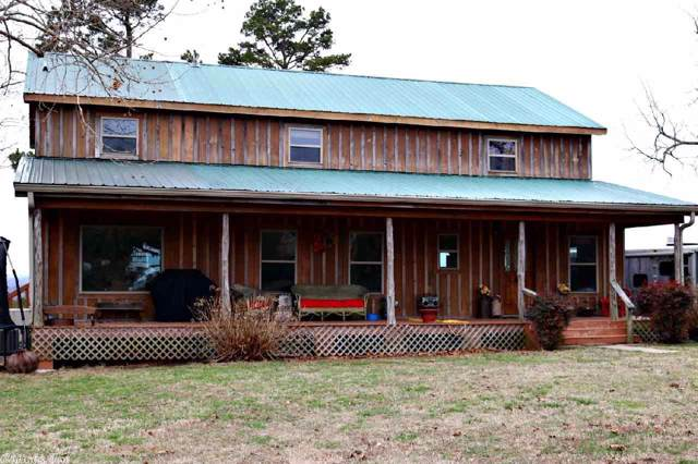 3742 Ranch, Bee Branch, AR 72013 (MLS #20002185) :: Truman Ball & Associates - Realtors® and First National Realty of Arkansas
