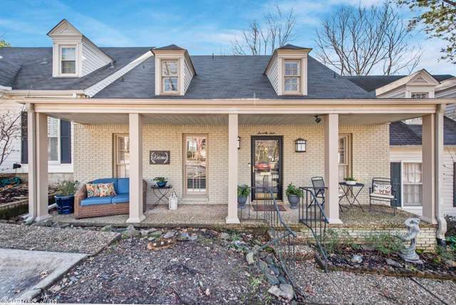 74 Kingsbridge Way, Little Rock, AR 72212 (MLS #20002316) :: Truman Ball & Associates - Realtors® and First National Realty of Arkansas