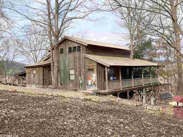1158 Fowler Road, Mountain View, AR 72560 (MLS #20002630) :: Truman Ball & Associates - Realtors® and First National Realty of Arkansas