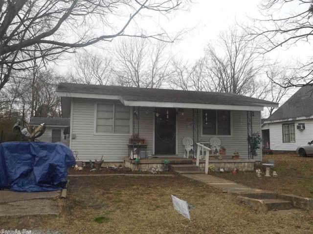 216 Knox, Mountain View, AR 72560 (MLS #20002771) :: Truman Ball & Associates - Realtors® and First National Realty of Arkansas