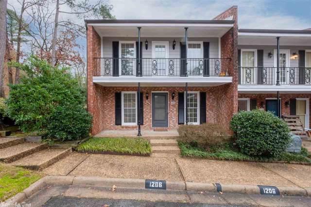 2200 Andover Ct #1206, Little Rock, AR 72227 (MLS #20002920) :: Truman Ball & Associates - Realtors® and First National Realty of Arkansas