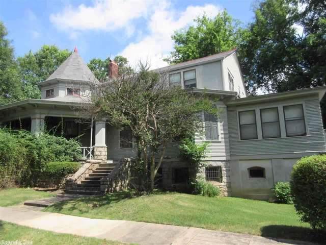 1521 S Spring, Little Rock, AR 72202 (MLS #20003481) :: Truman Ball & Associates - Realtors® and First National Realty of Arkansas