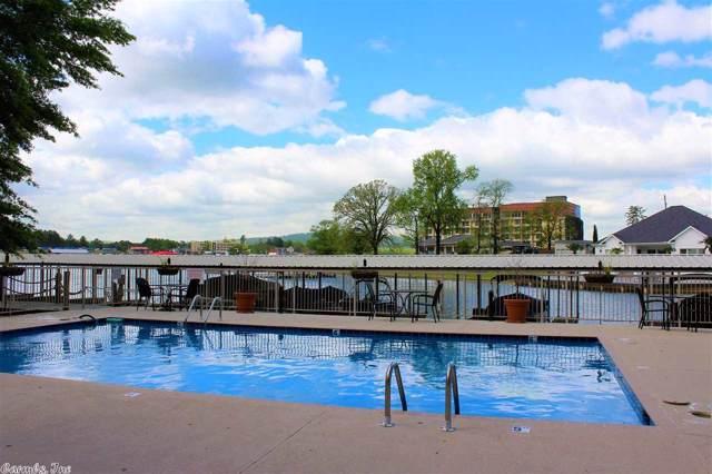 142 Lake Hamilton #206, Hot Springs, AR 71913 (MLS #20003602) :: Truman Ball & Associates - Realtors® and First National Realty of Arkansas