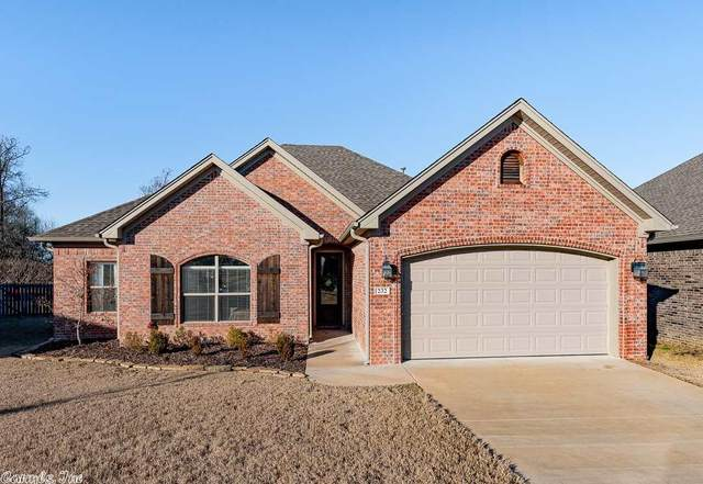232 Nantucket, Maumelle, AR 72113 (MLS #20003975) :: RE/MAX Real Estate Connection