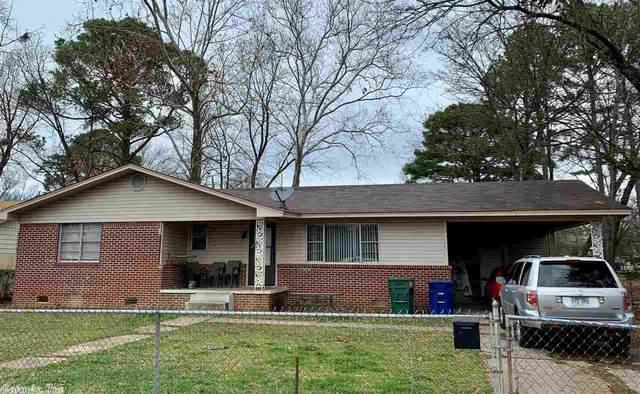 408 Merriman, Conway, AR 72032 (MLS #20004797) :: Truman Ball & Associates - Realtors® and First National Realty of Arkansas