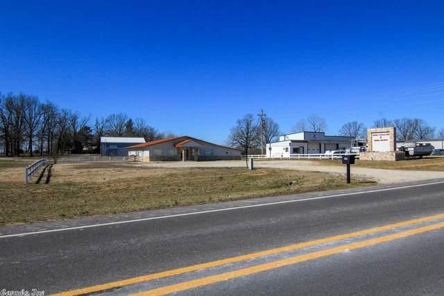 W Hwy 62/Branscum Rd., Ash Flat, AR 72513 (MLS #20004921) :: Truman Ball & Associates - Realtors® and First National Realty of Arkansas