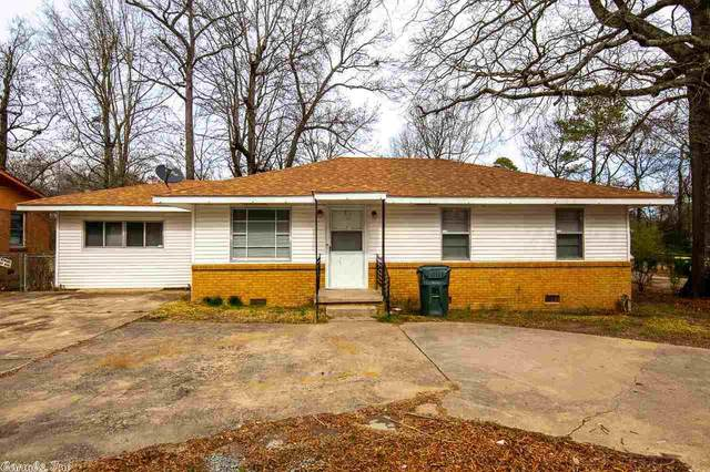 8010 W 36th Street, Little Rock, AR 72204 (MLS #20004957) :: Truman Ball & Associates - Realtors® and First National Realty of Arkansas