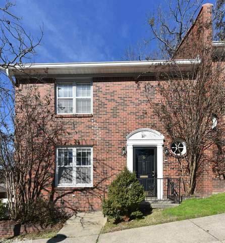 406 Cambridge Place #406, Little Rock, AR 72212 (MLS #20004989) :: Truman Ball & Associates - Realtors® and First National Realty of Arkansas