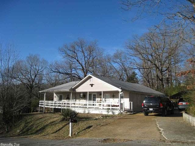 104 E 5th Street, Hardy, AR 72542 (MLS #20005024) :: Truman Ball & Associates - Realtors® and First National Realty of Arkansas