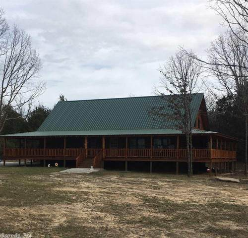 1065 Highway 58, Cave City, AR 72521 (MLS #20005042) :: Truman Ball & Associates - Realtors® and First National Realty of Arkansas
