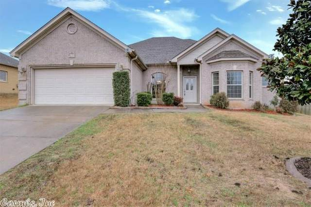 4091 Hermitage, Benton, AR 72019 (MLS #20005322) :: Truman Ball & Associates - Realtors® and First National Realty of Arkansas