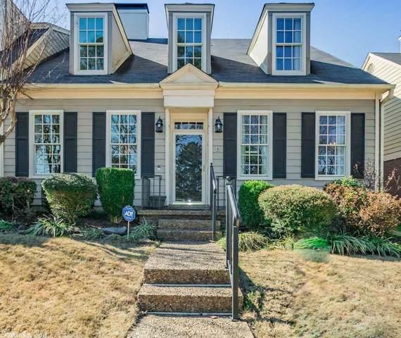 6 Windsor, Little Rock, AR 72212 (MLS #20005539) :: Truman Ball & Associates - Realtors® and First National Realty of Arkansas