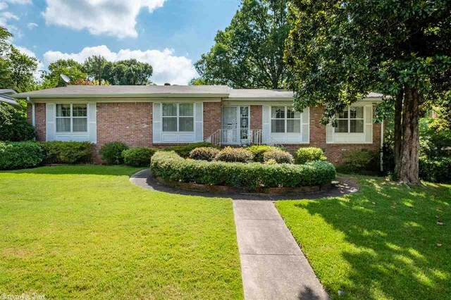 211 S Plaza, Little Rock, AR 72205 (MLS #20005578) :: Truman Ball & Associates - Realtors® and First National Realty of Arkansas