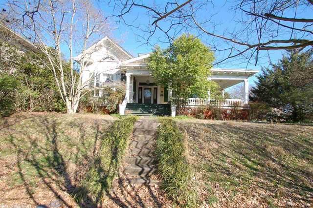 2123 S Broadway, Little Rock, AR 72206 (MLS #20005705) :: Truman Ball & Associates - Realtors® and First National Realty of Arkansas