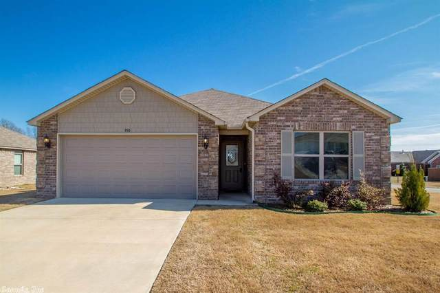 950 Pinehurst, Cabot, AR 72023 (MLS #20005921) :: RE/MAX Real Estate Connection