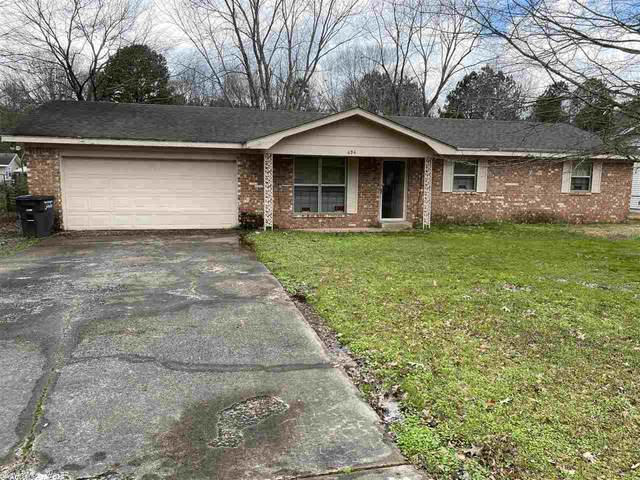 Jacksonville, AR 72076 :: RE/MAX Real Estate Connection