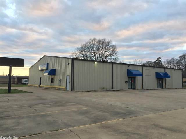 102 E Allday, Atlanta, TX 75551 (MLS #20006773) :: United Country Real Estate