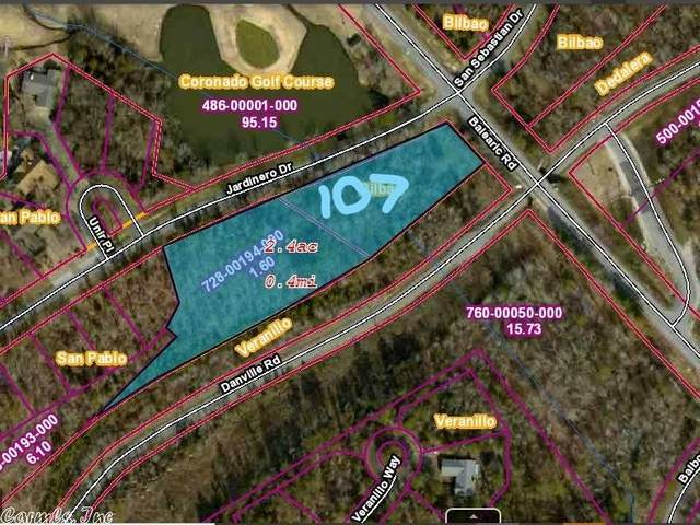 107 San Pablo Reserved, Hot Springs Village, AR 71909 (MLS #20006799) :: United Country Real Estate