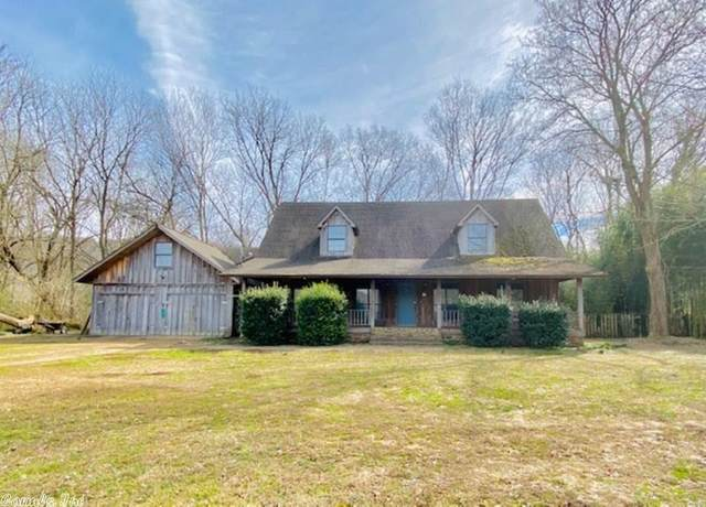 741 Hayden Heights, Mountain View, AR 72560 (MLS #20006845) :: United Country Real Estate