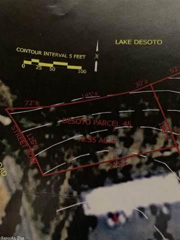 45 Desoto Center Reserved, Hot Springs Village, AR 71909 (MLS #20007421) :: The Angel Group