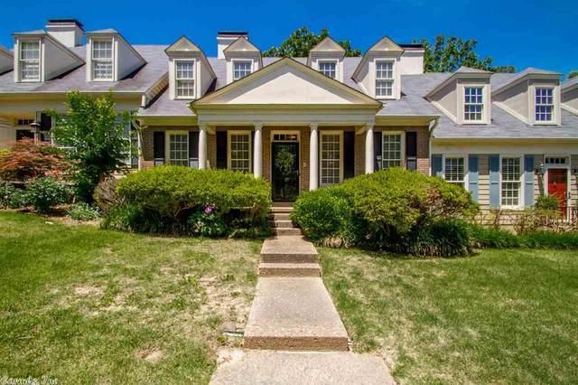 4 Windsor Court, Little Rock, AR 72212 (MLS #20008661) :: Truman Ball & Associates - Realtors® and First National Realty of Arkansas